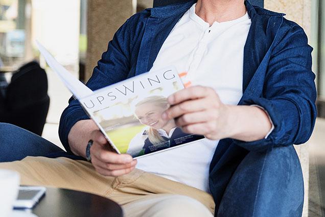 Reading upswing 2020